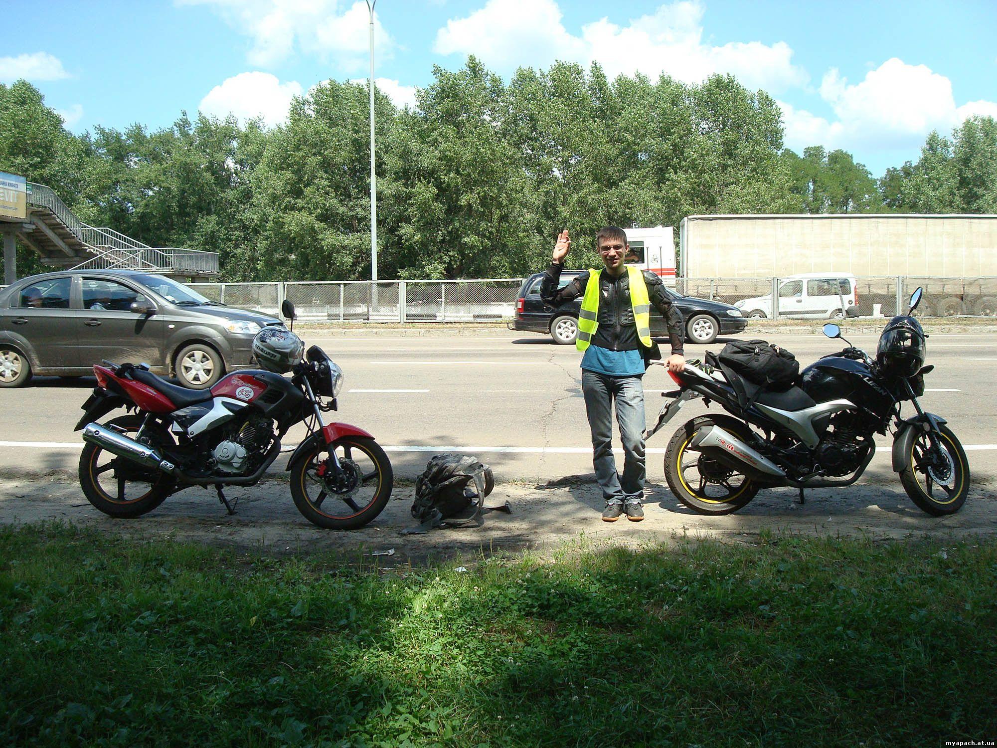 Lifan Irokez 150cc & Lifan Apache 200cc